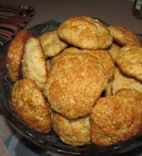 Печенье кефирное