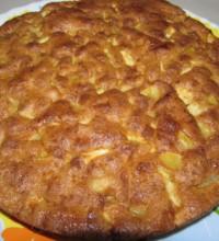 Яблочный пирог, шарлотка