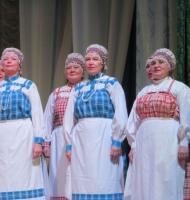 Устьянский народный хор